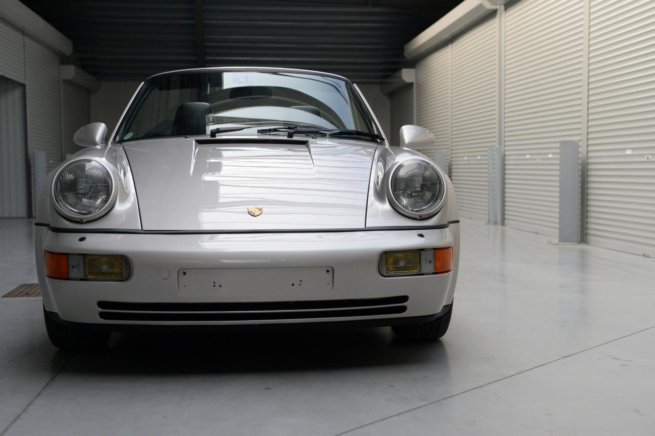 Maradona's Porsche displayed before being auctioned in Paris