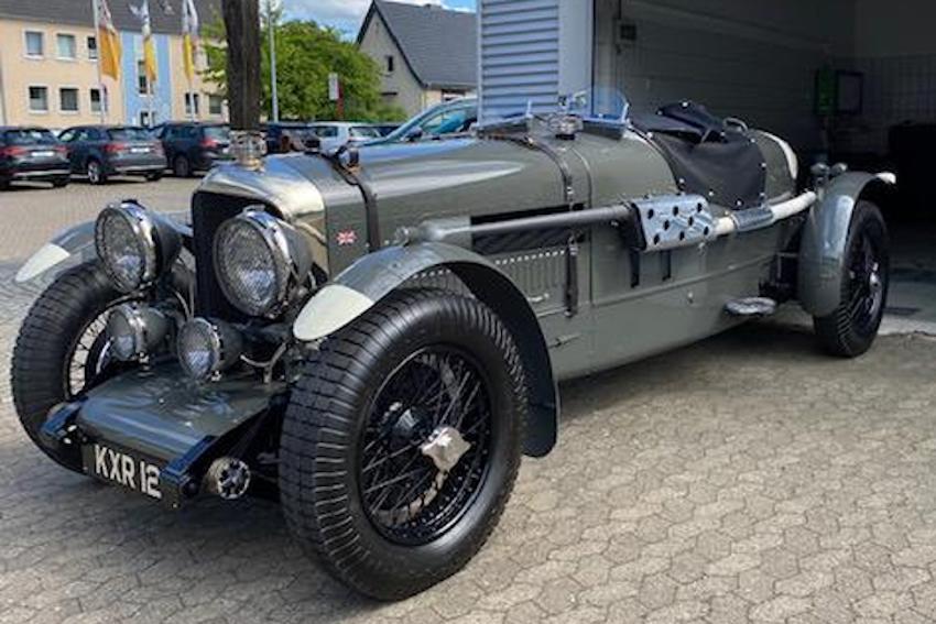 1958 Bentley Old Number One.