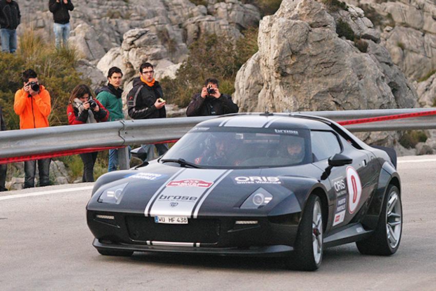 2008 Ferrari New Stratos.