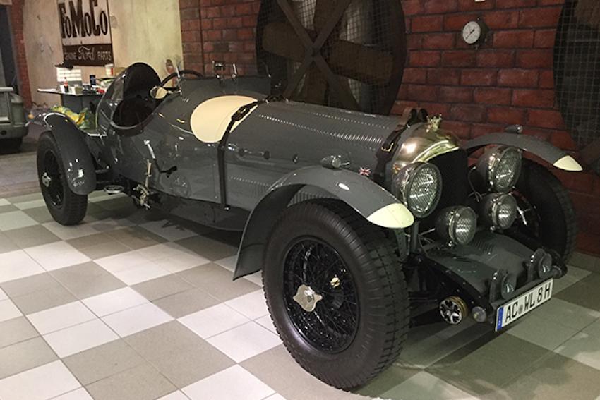 1947 Bentley 3:8 Racer.