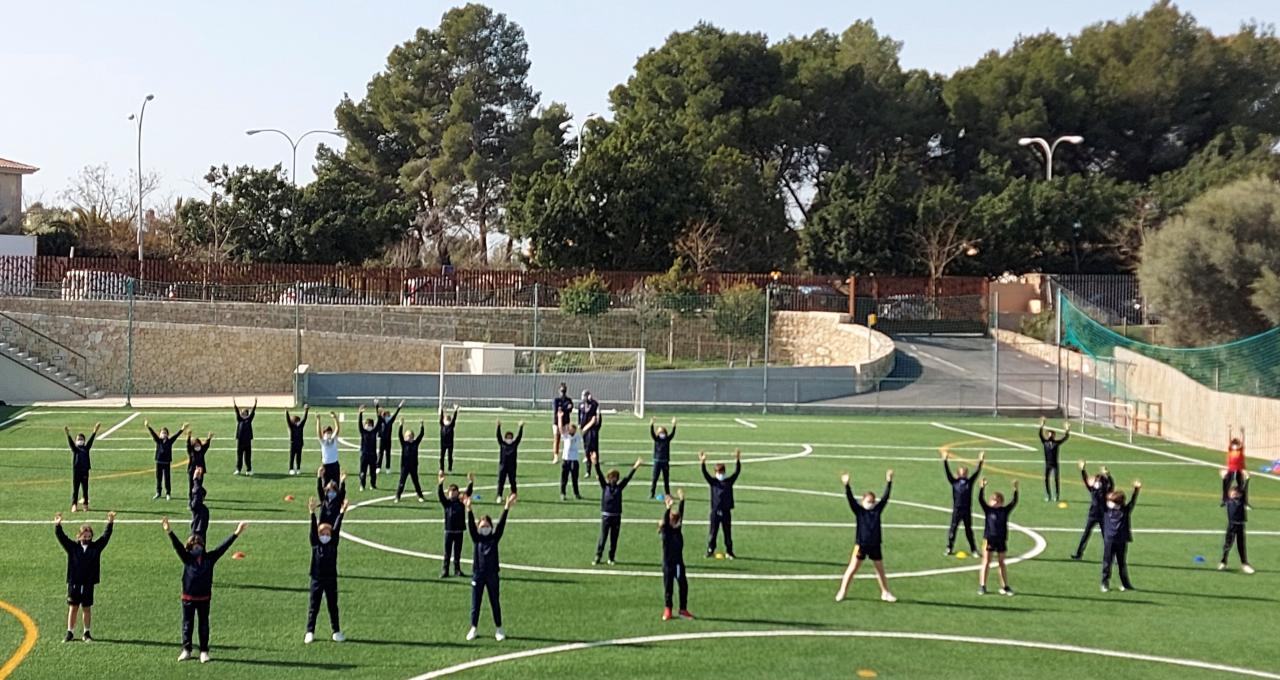 Queen's College school Sport