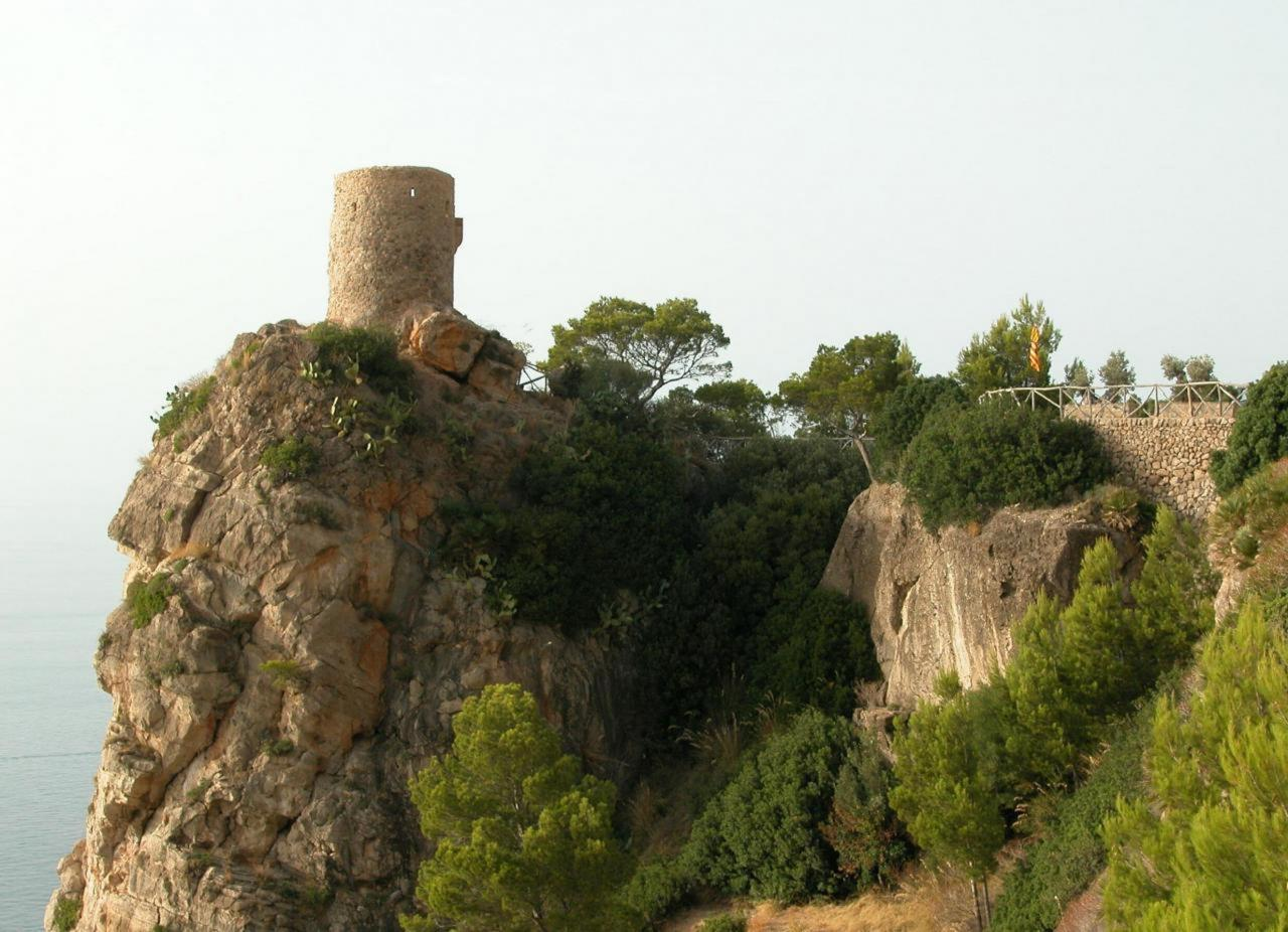 Torre des Verger aka Torre de Ses Ànimes, Banyalbufar, Mallorca.