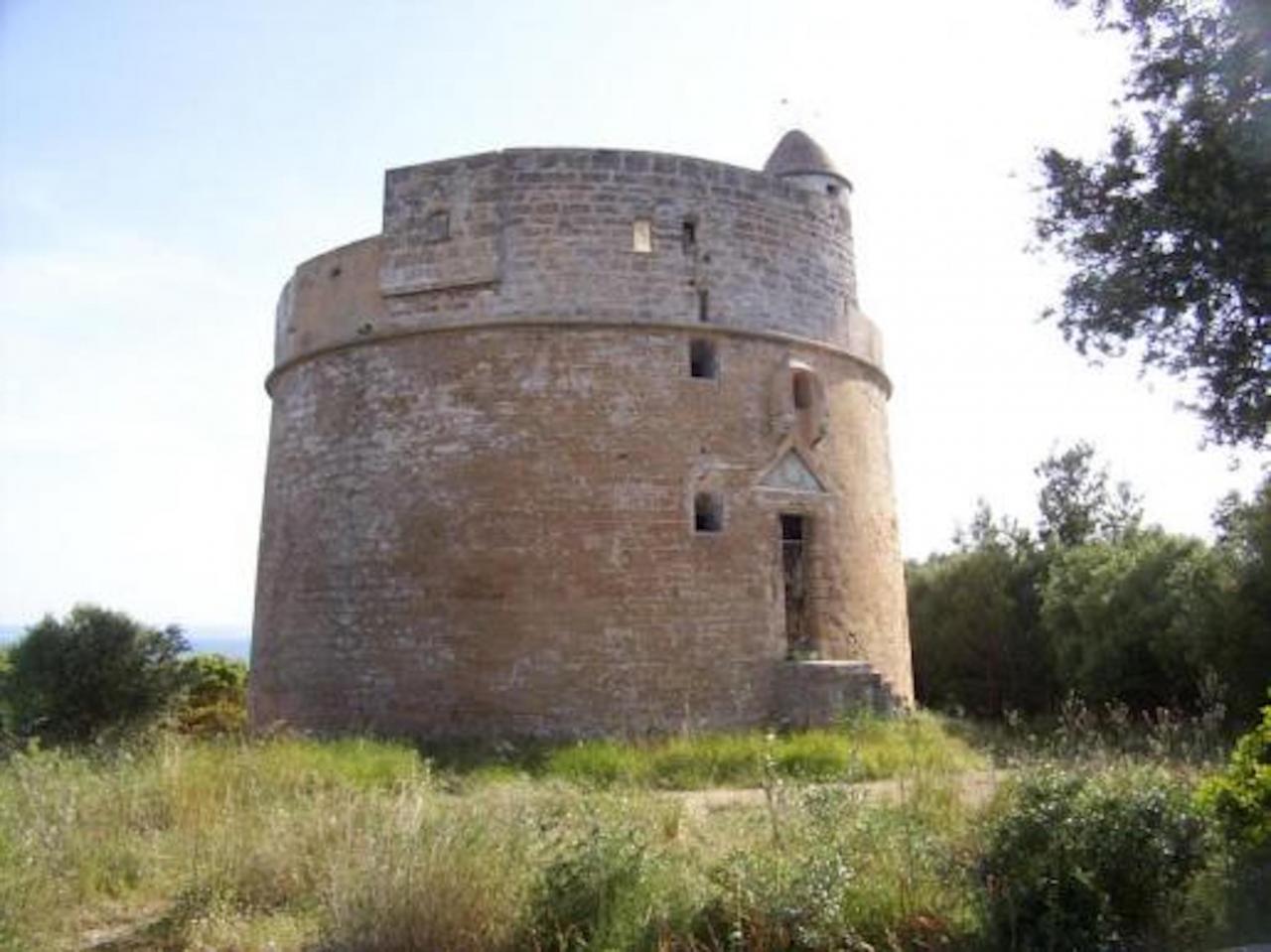 Major Tower of Calvia, Mallorca.