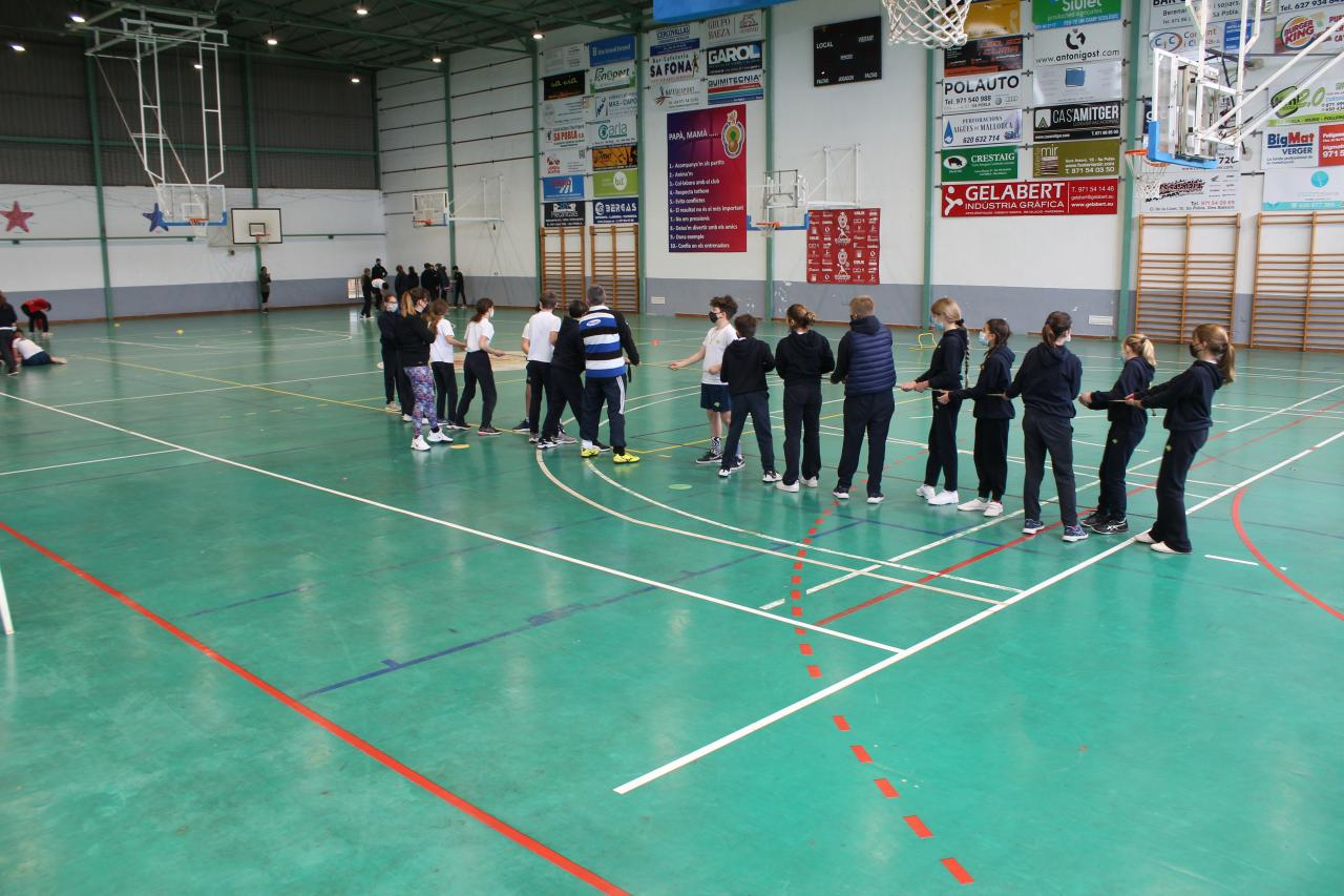 Mallorca international School Sports day