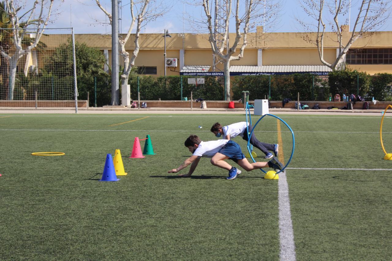 Mallorca international School day of Sports