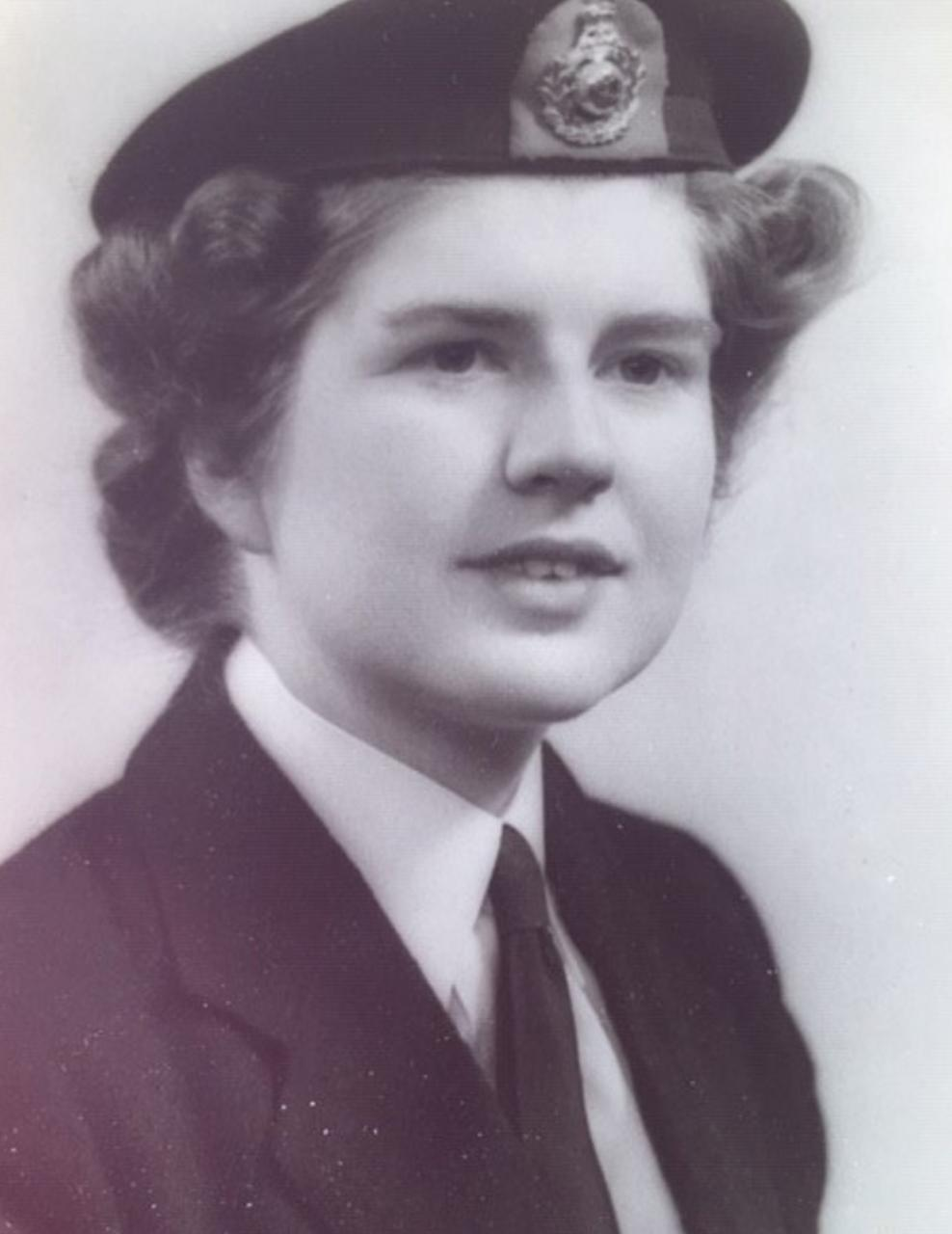 Peggy as a WREN