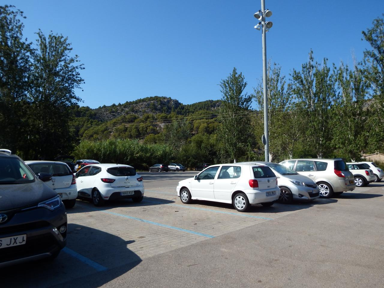 Parking in Puerto de Soller