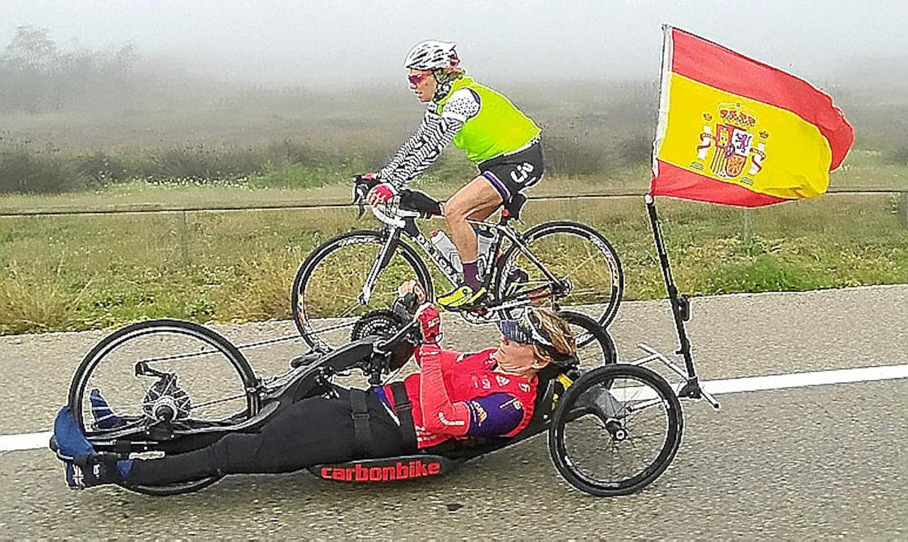 Triathlete, Hekena Bellini & Paralympic Medalist, Karen Darke.