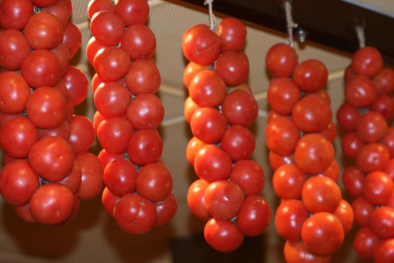 remallet tomatoes