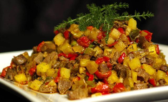 traditional majorcan dish