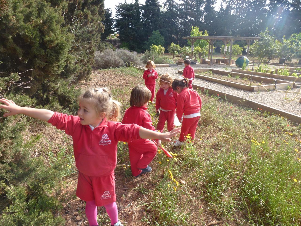 The Academy International School nursery