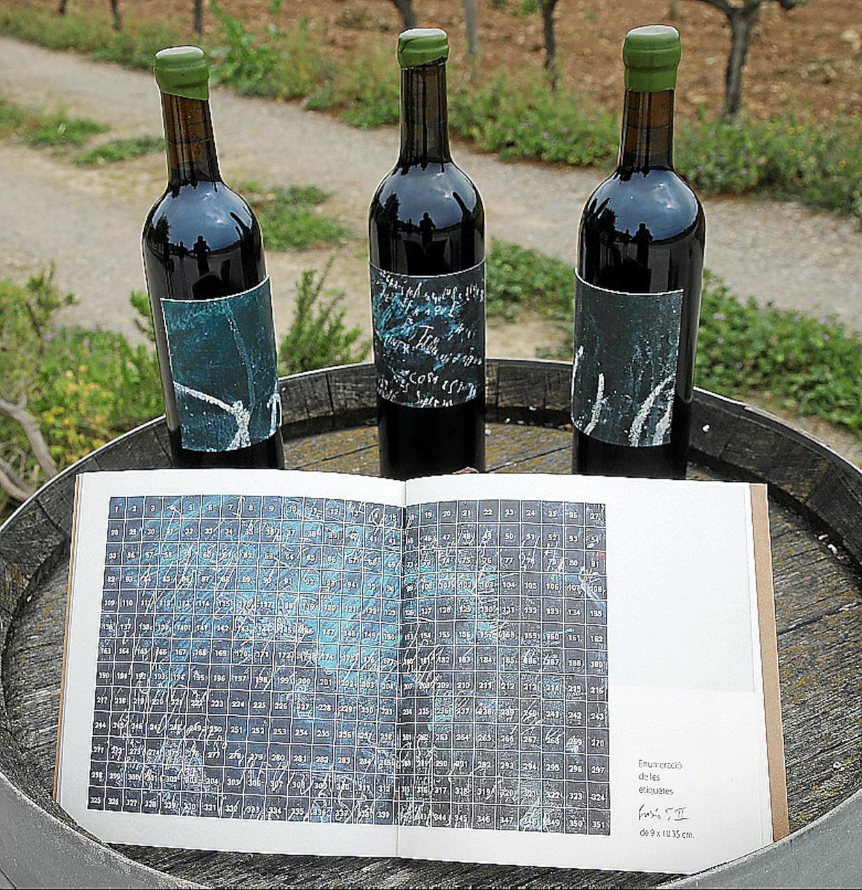 Fusió 5 wines.