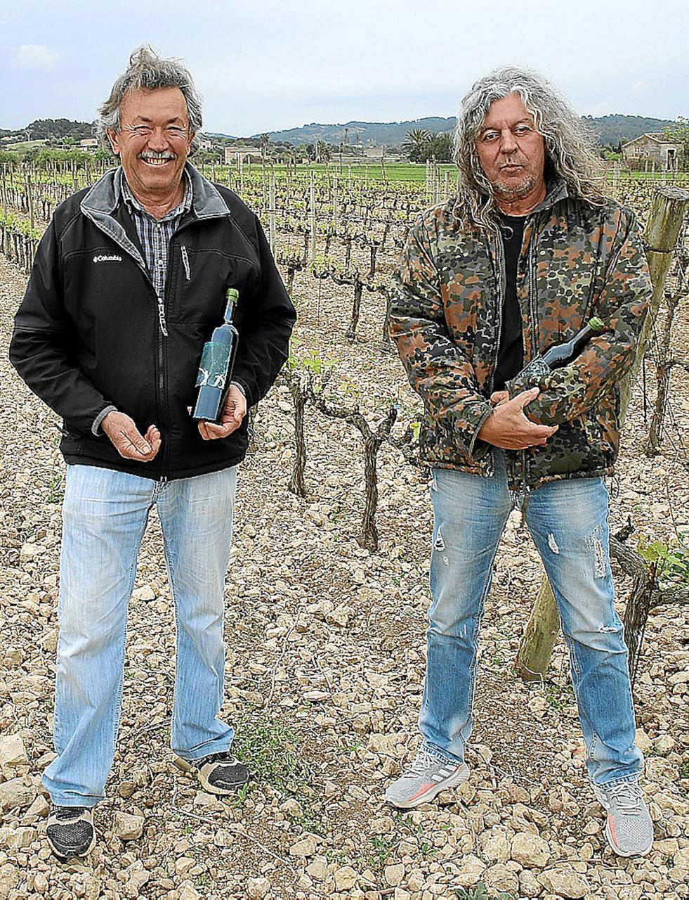 Toni Gelabert & Guillem Nadal.