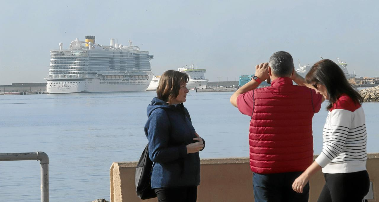Balearic government denies it does not want cruise ships back in local waters