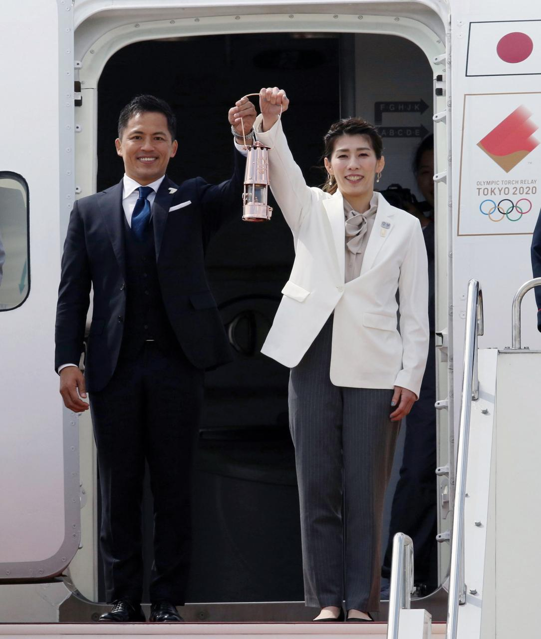 the Tokyo Olympic Games