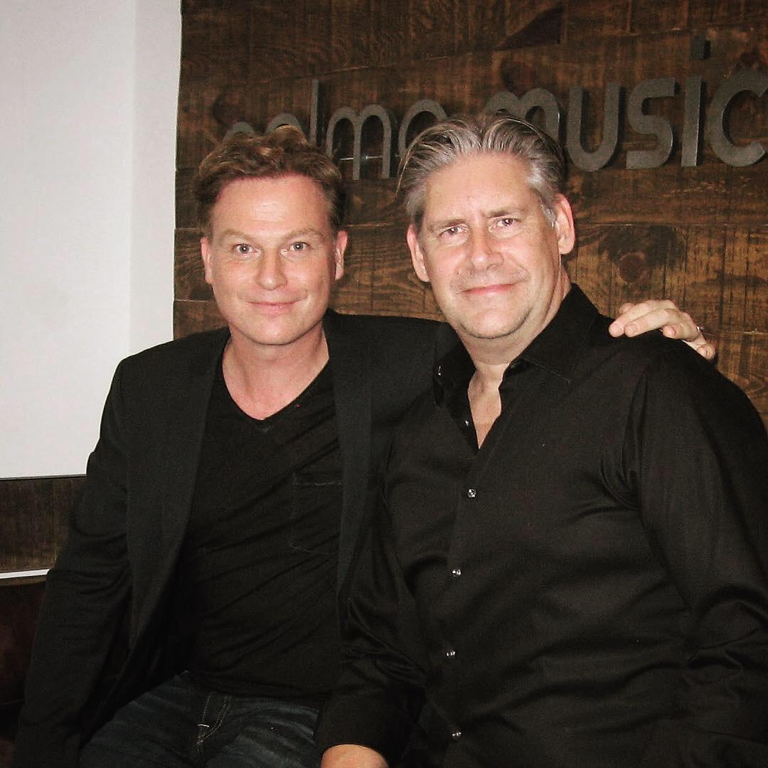 Frederick es Tomander y Johan Lundgren