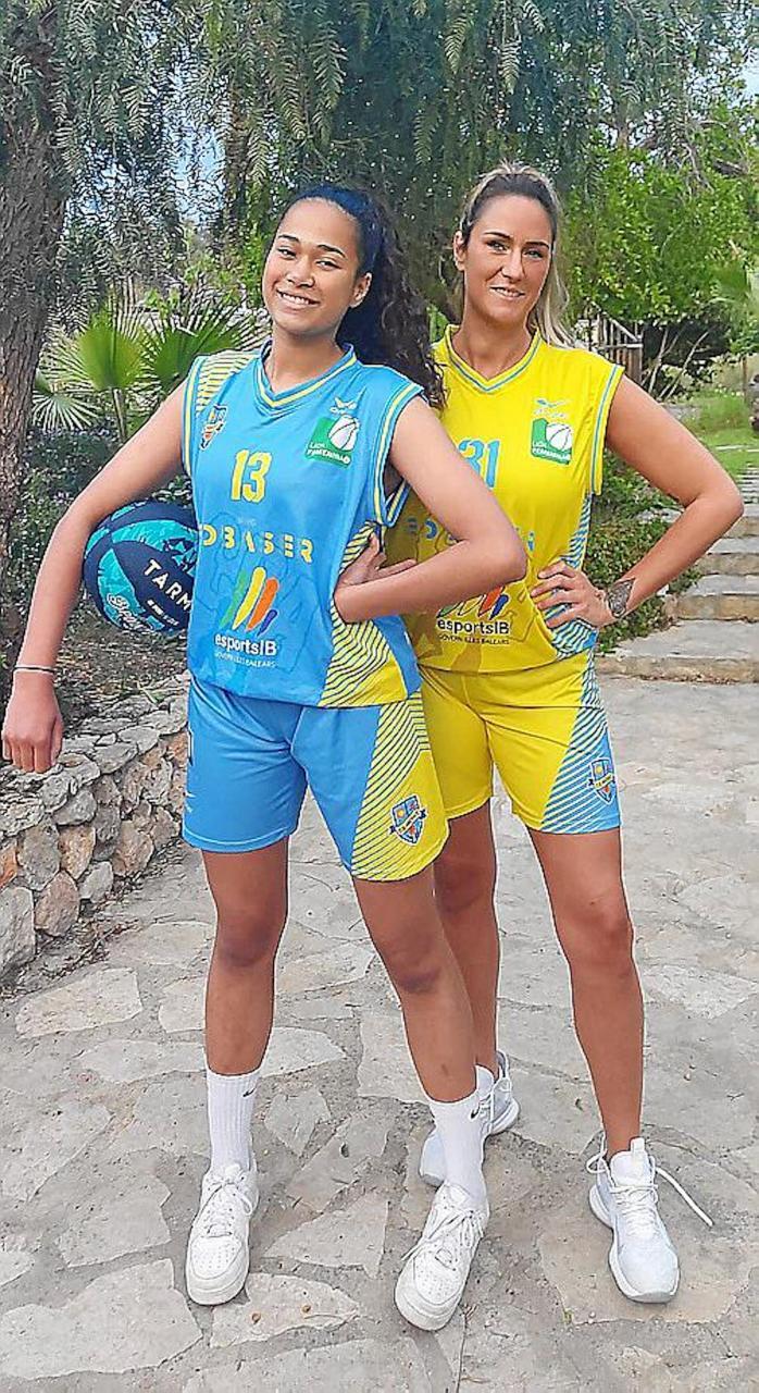 Noa Djiu Morro & Sara Morro.