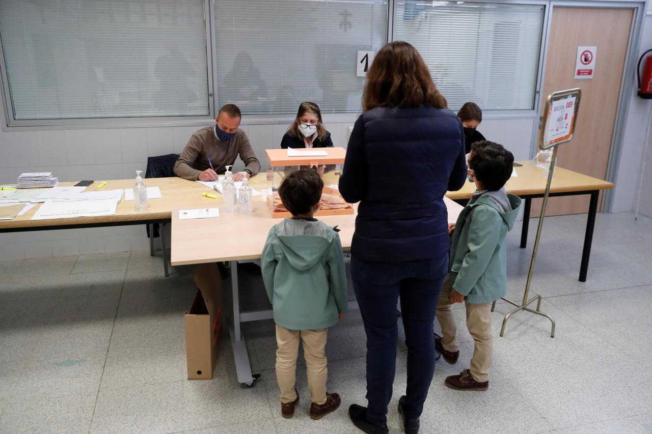Madrid's Regional elections