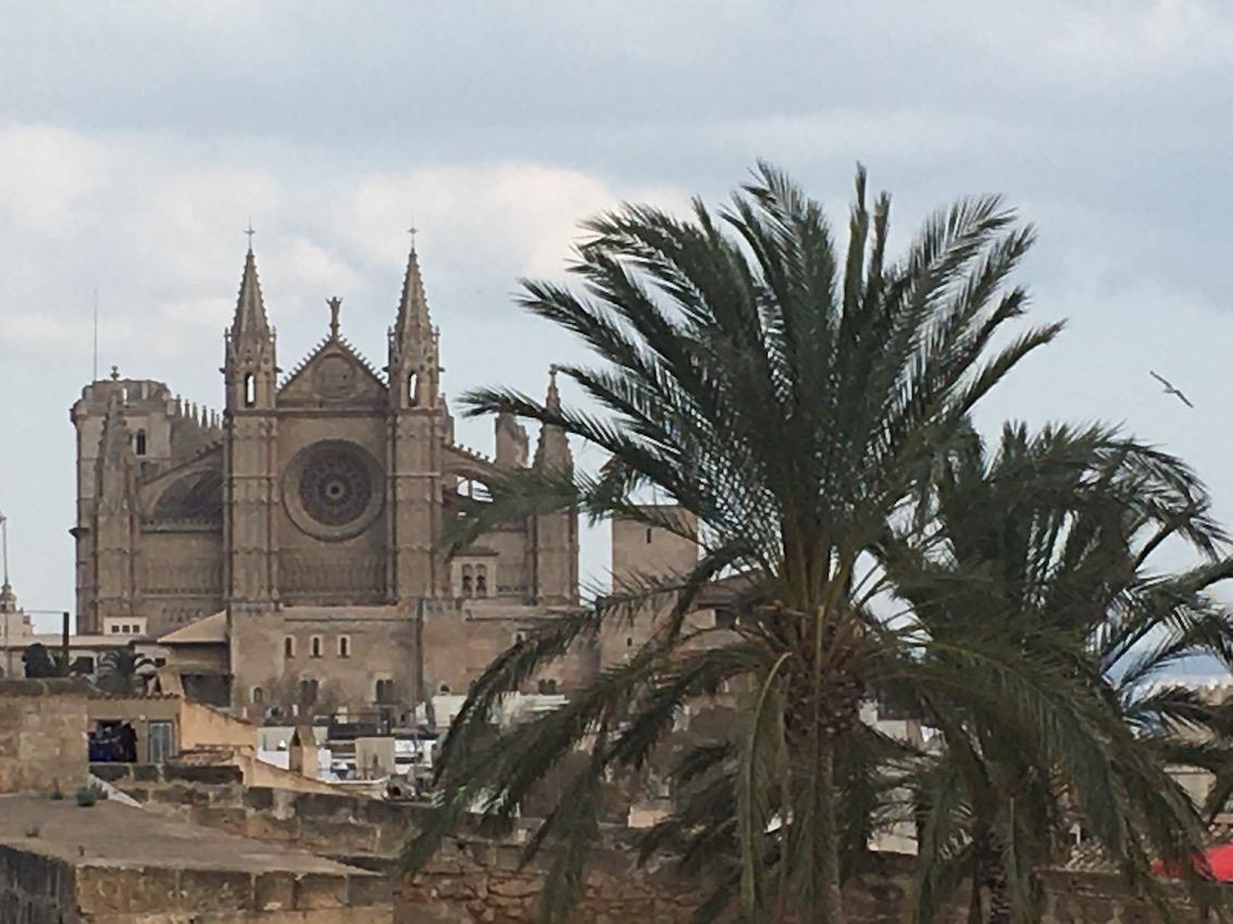 Palma Cathedral.