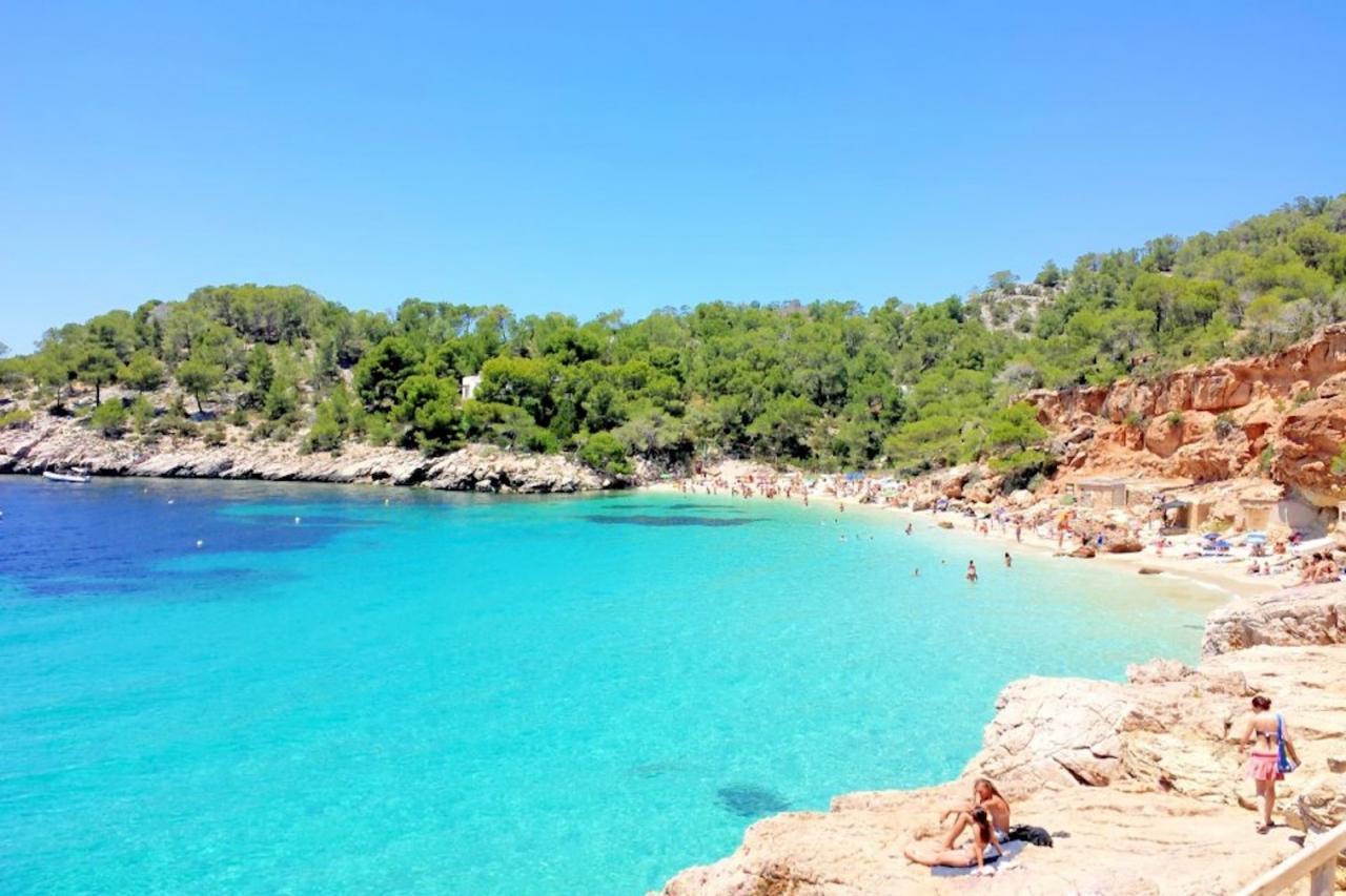 Cala Salada, Ibiza.