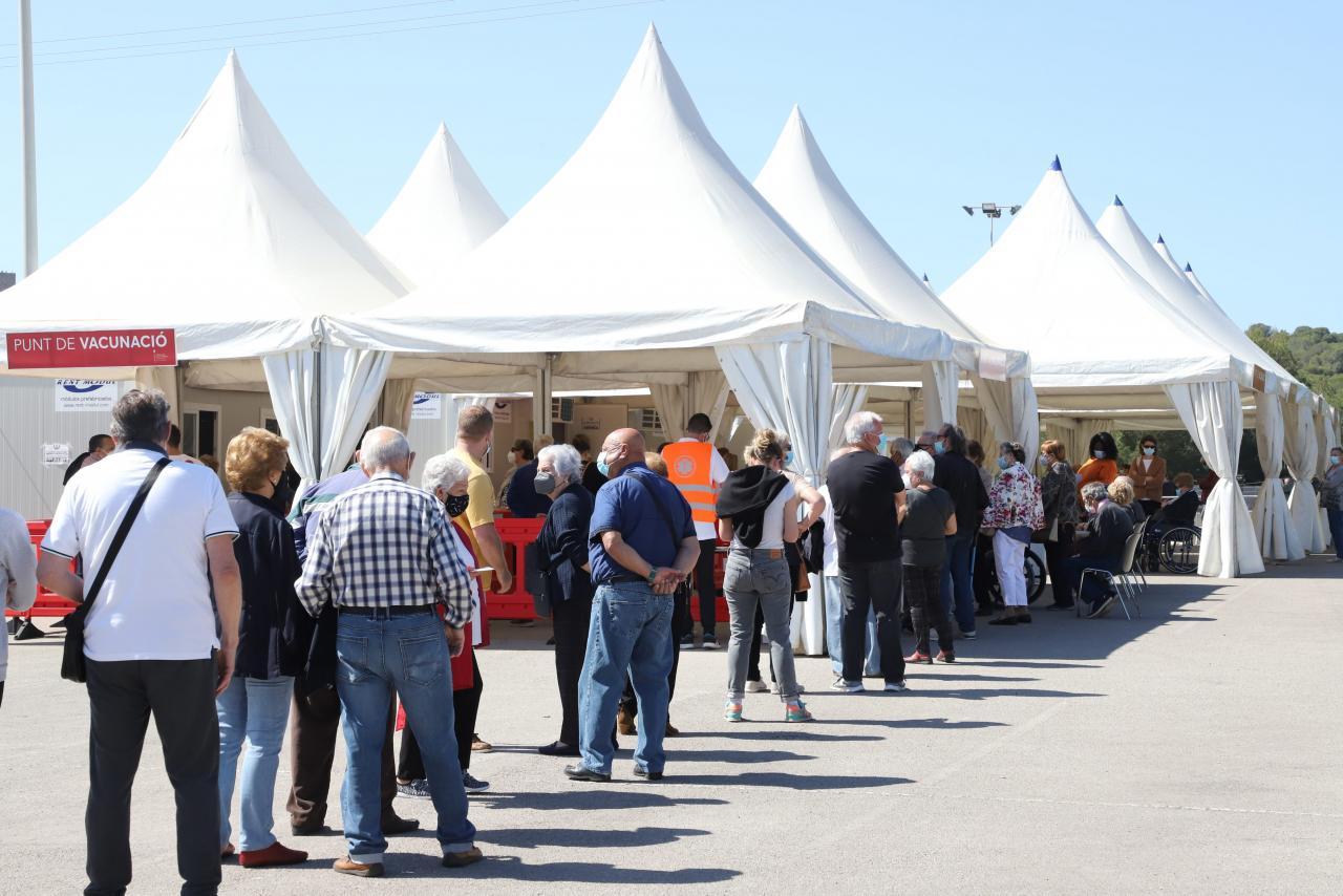 The 14-day incidence in Majorca had fallen below 50
