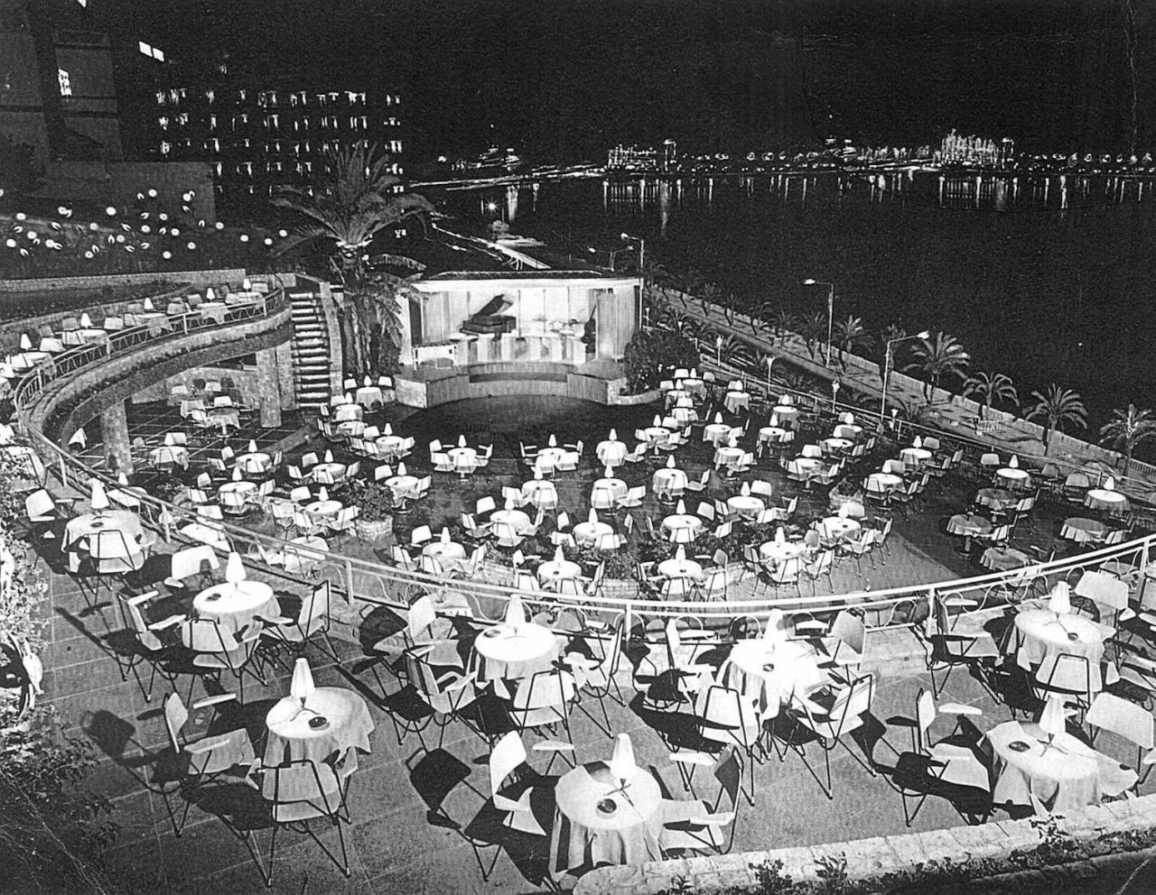 Tito's in Palma when it had an outside terrace.