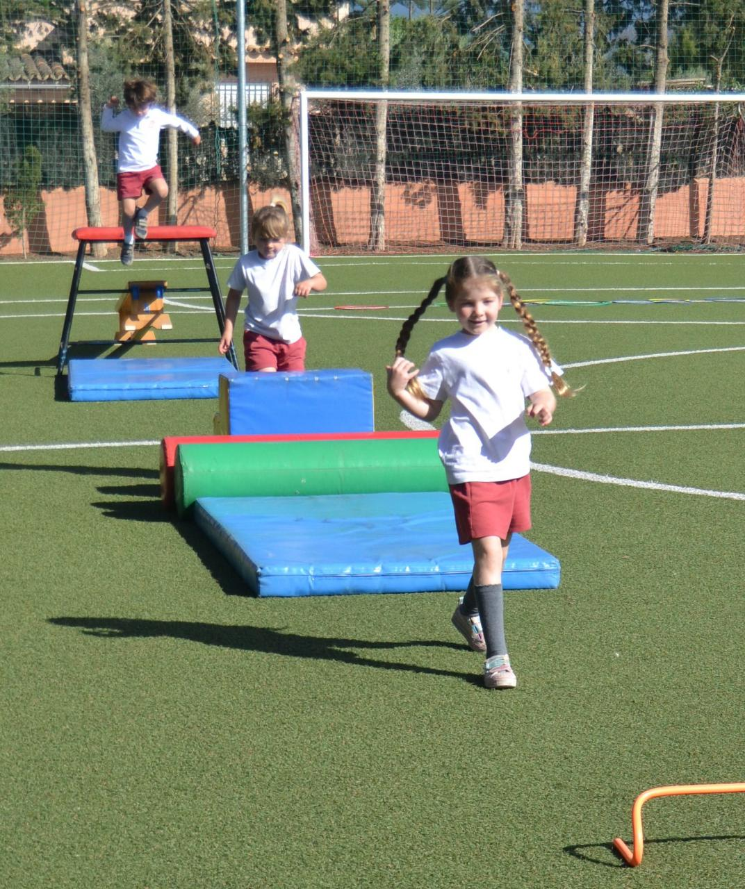 The academy Sports Day