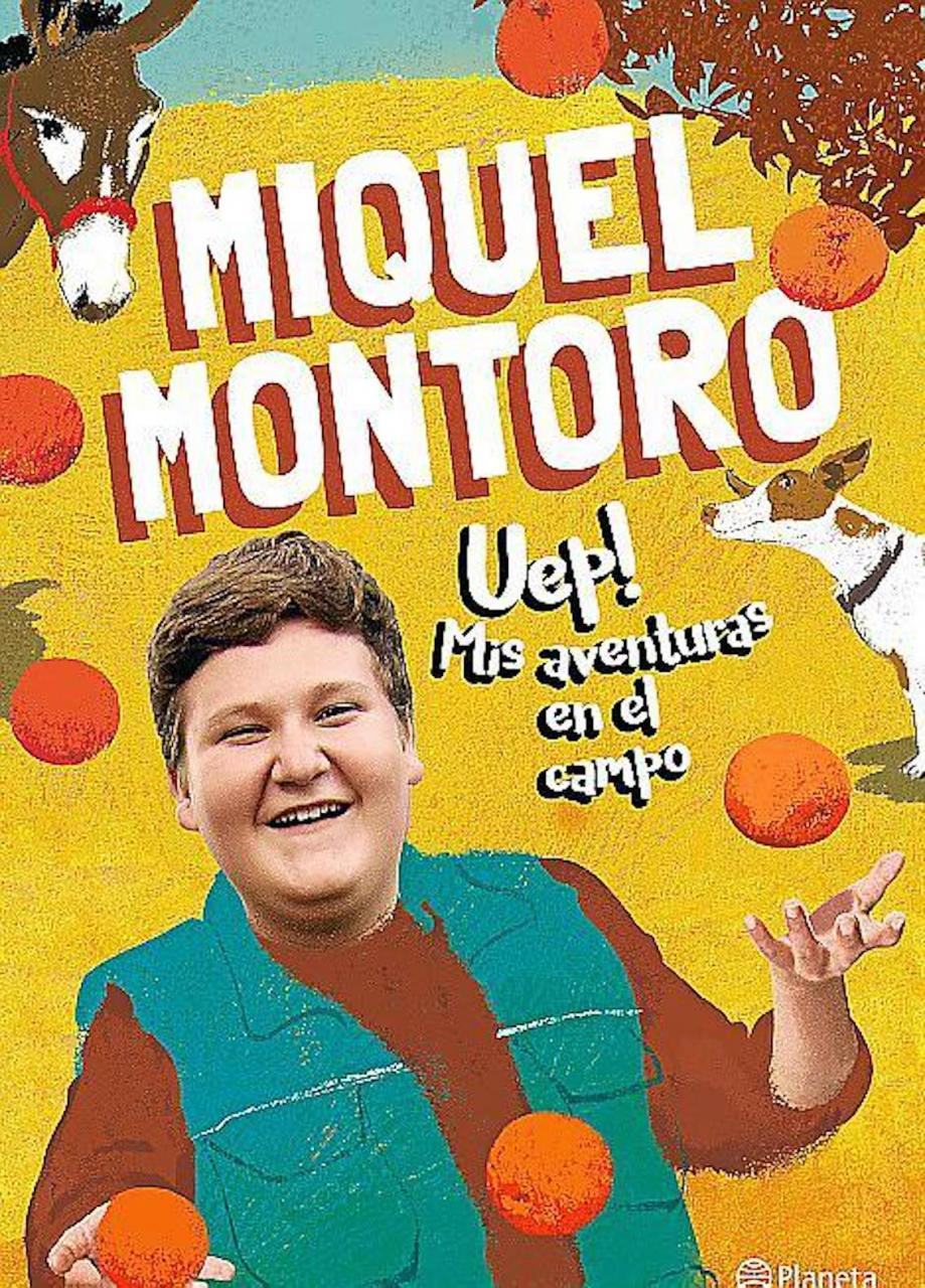 YouTuber, Miquel Montoro.