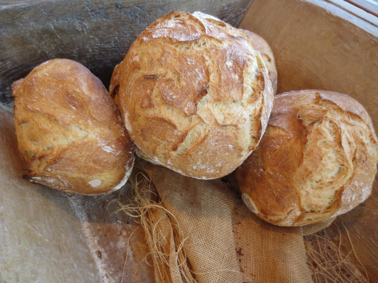 The Provençal pan bagna
