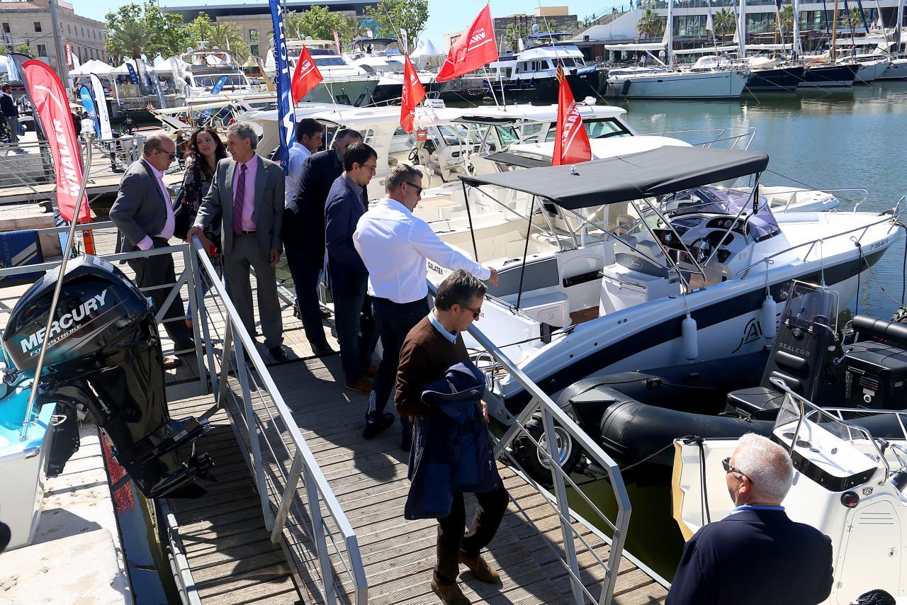 Palma Boat Show in 2019