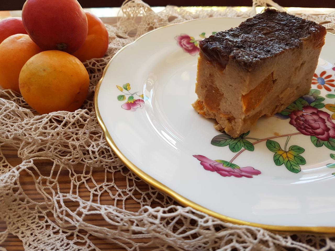 Ensaimada with Apricots