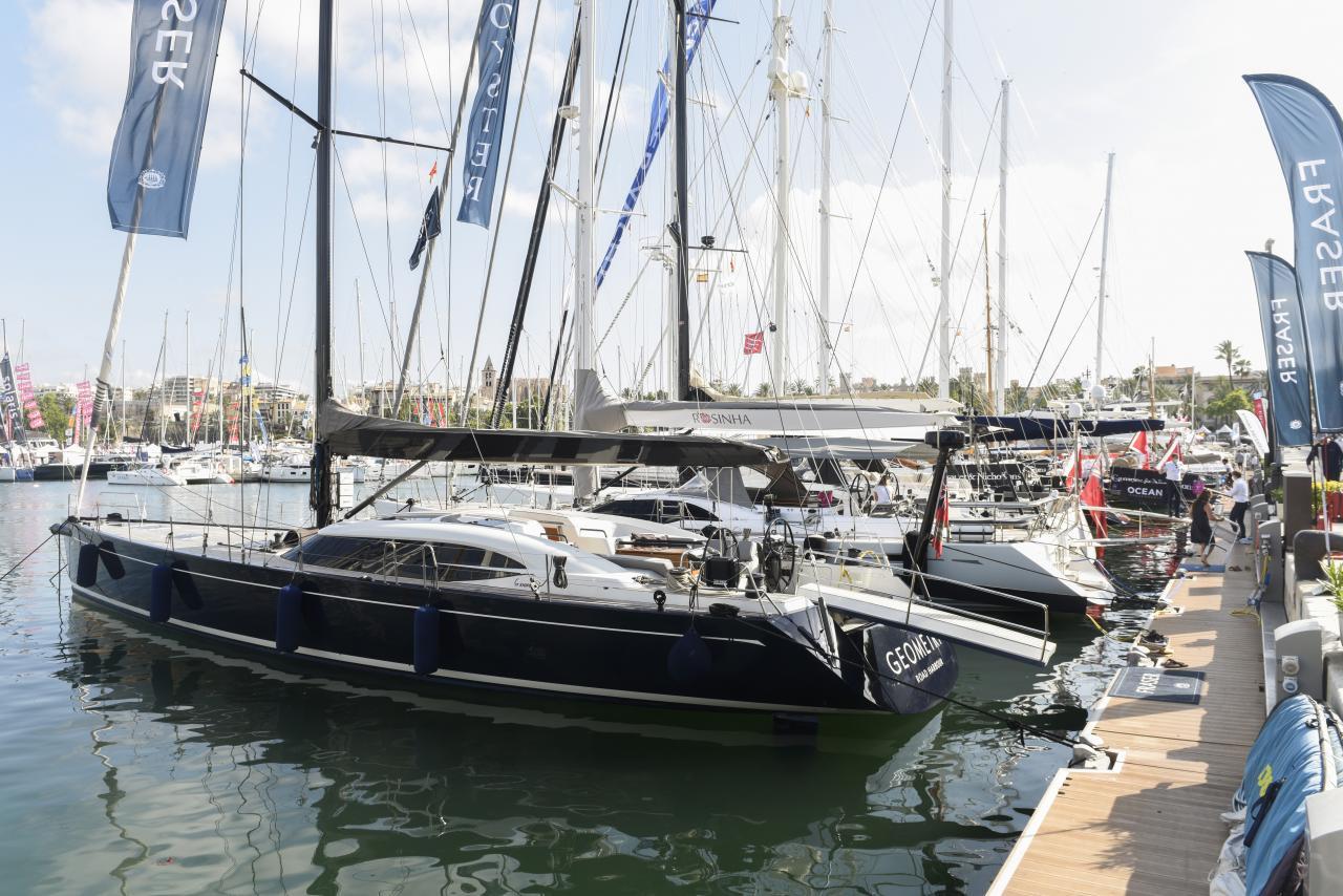 The fair once again includes the Palma Superyacht Show