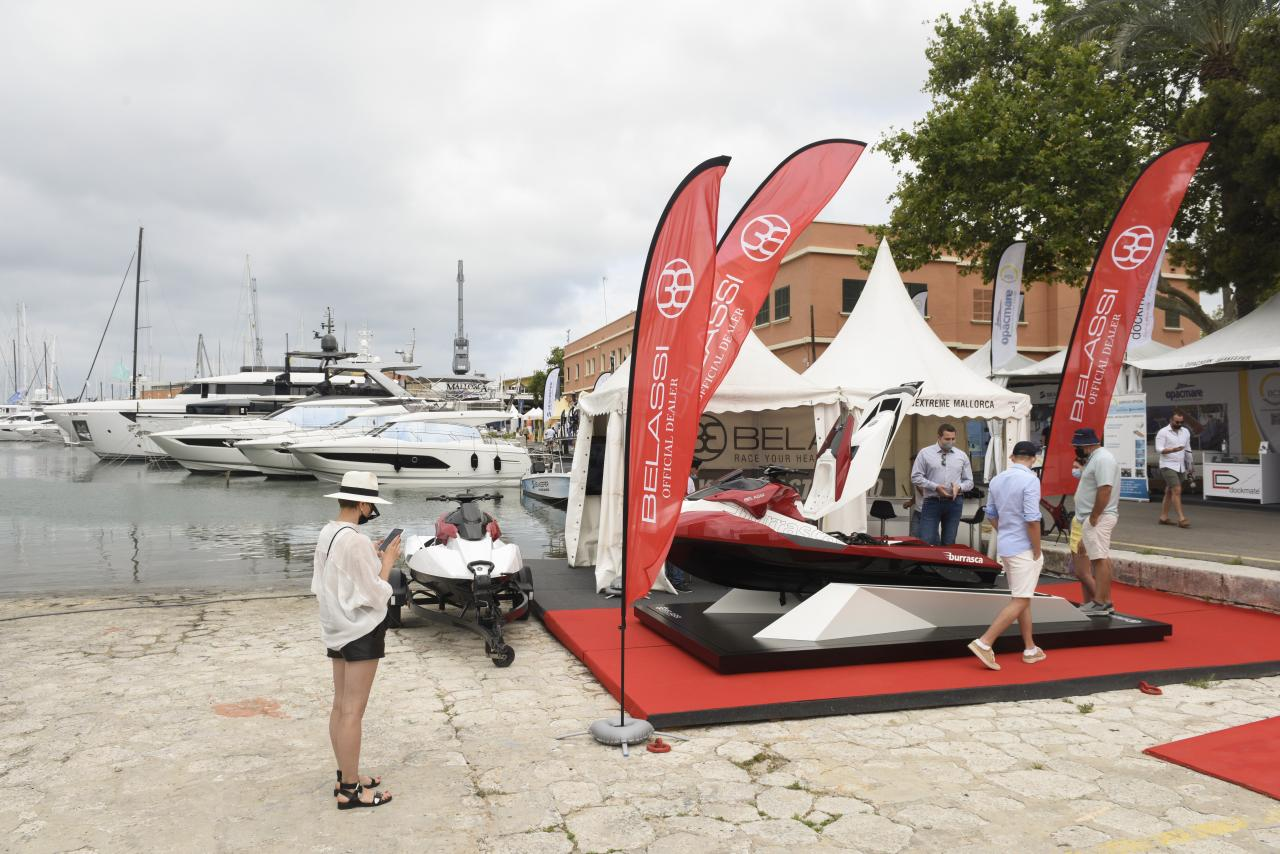 This year the Palma International Boat Show counts 227 exhibitors