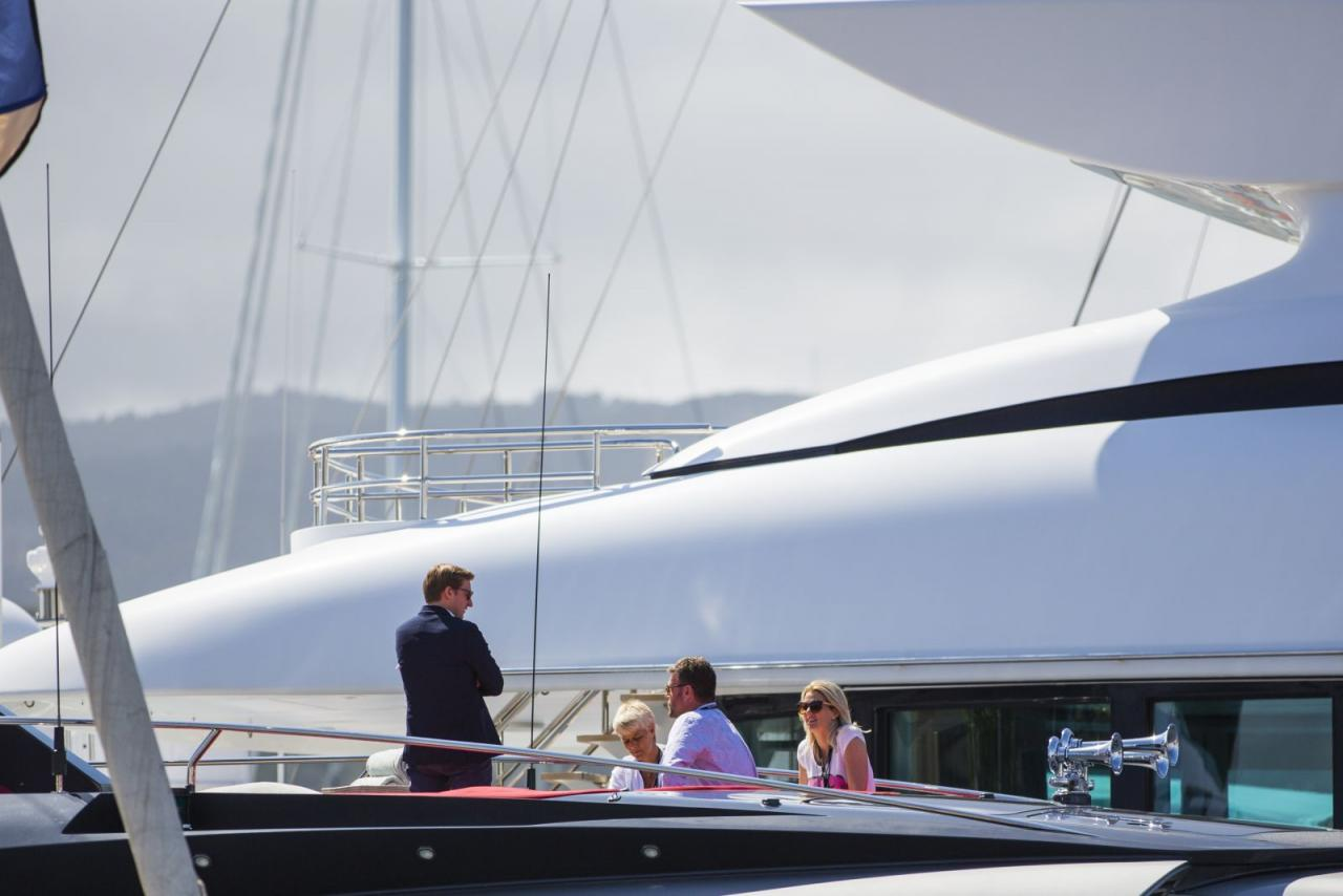 Palma Superyacht Show in 2019