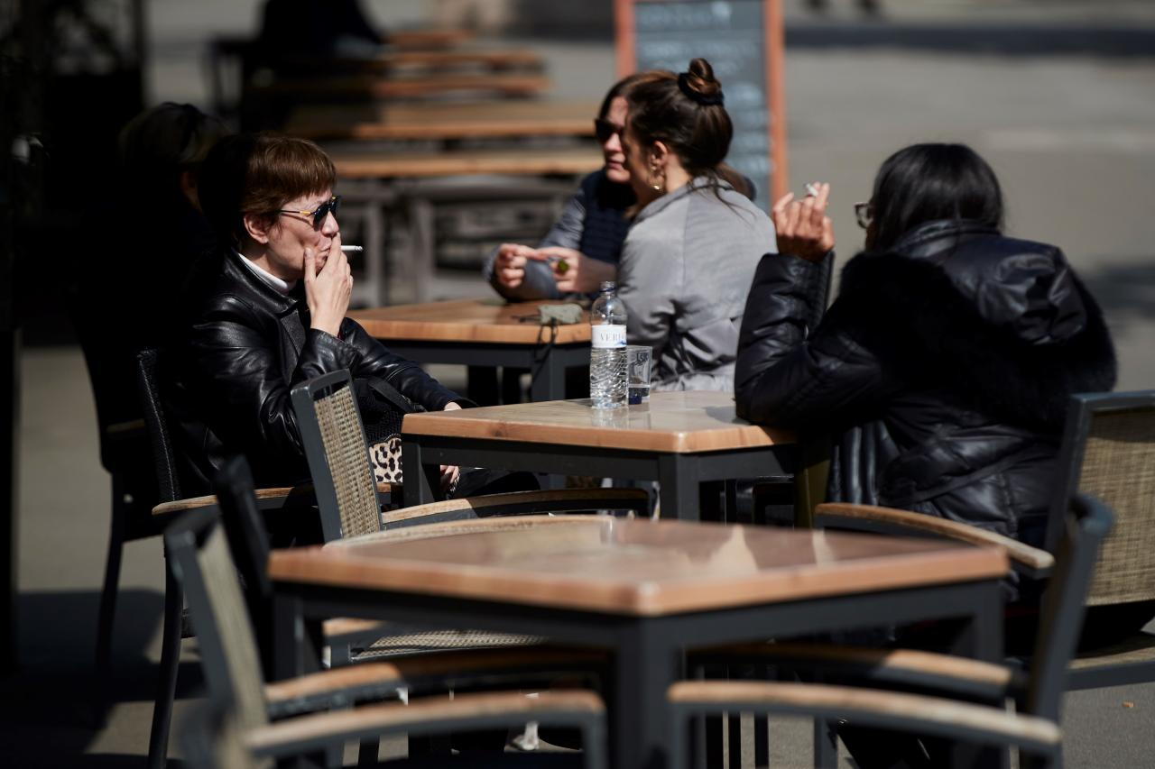 Smoke-free Britain