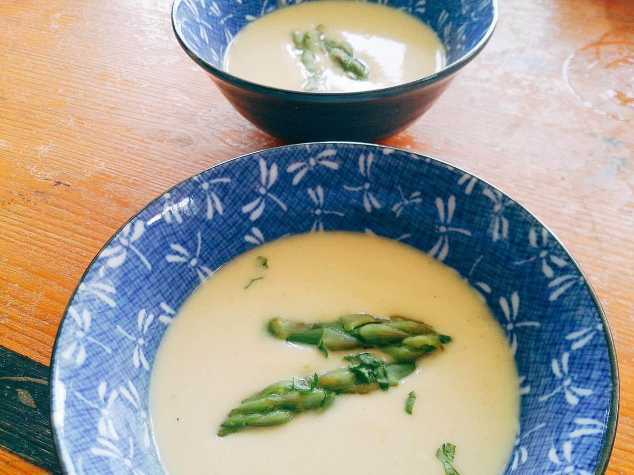 Courgette cream