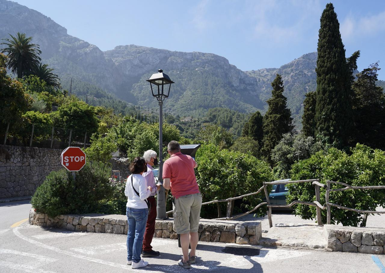 Mallorca: UK's Green List