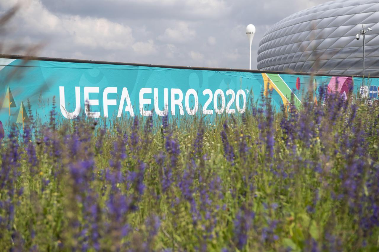 UEFA EURO 2020 preparations in Munich