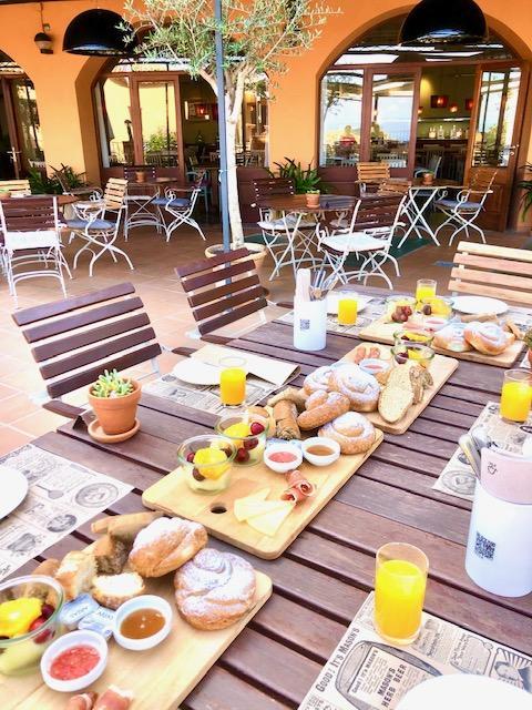Hotel Maristel new concept breakfast