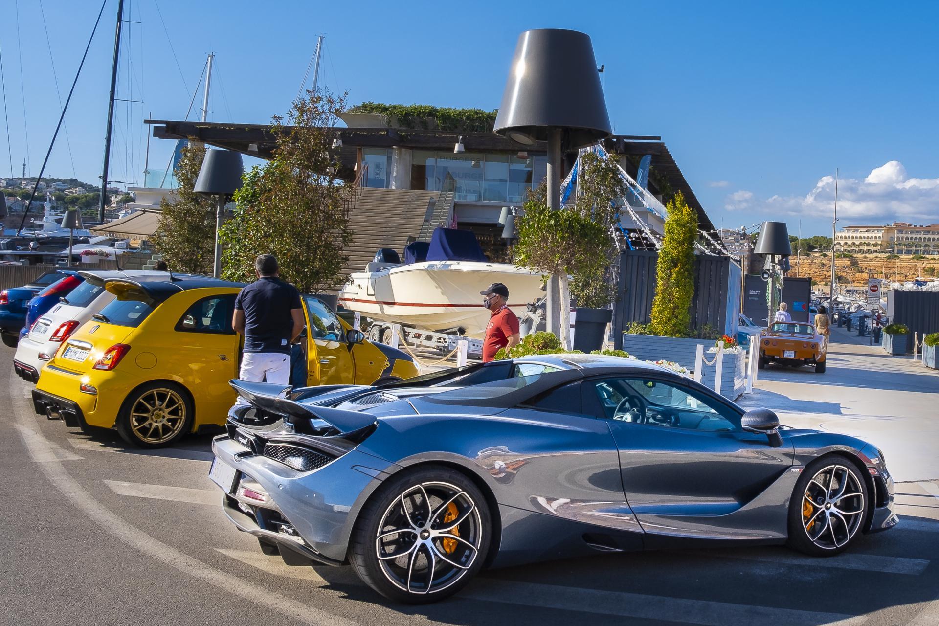 Shiny McLaren, unmistakable