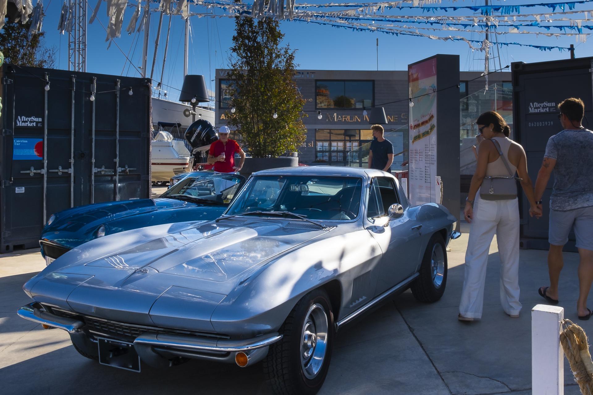 Second generation C2 Corvette, 1963-1967