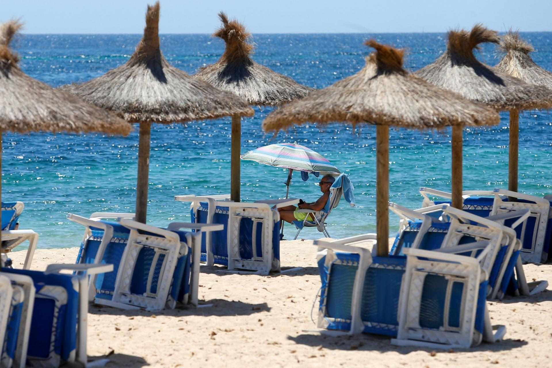 British government ease travel restrictions to Palma de Mallorca