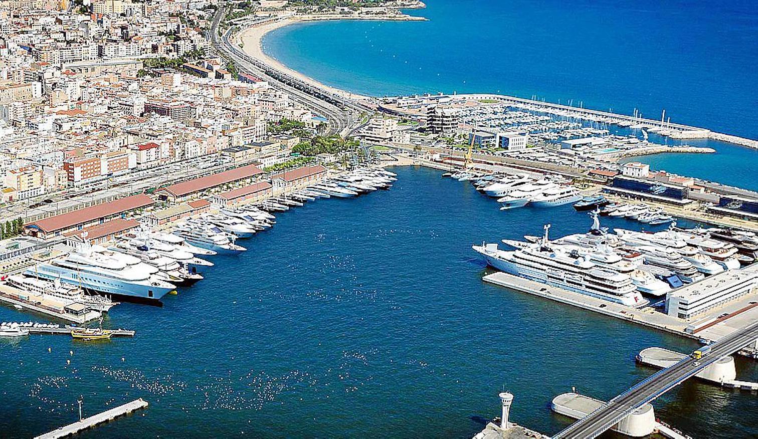 Tarragona, Spain.