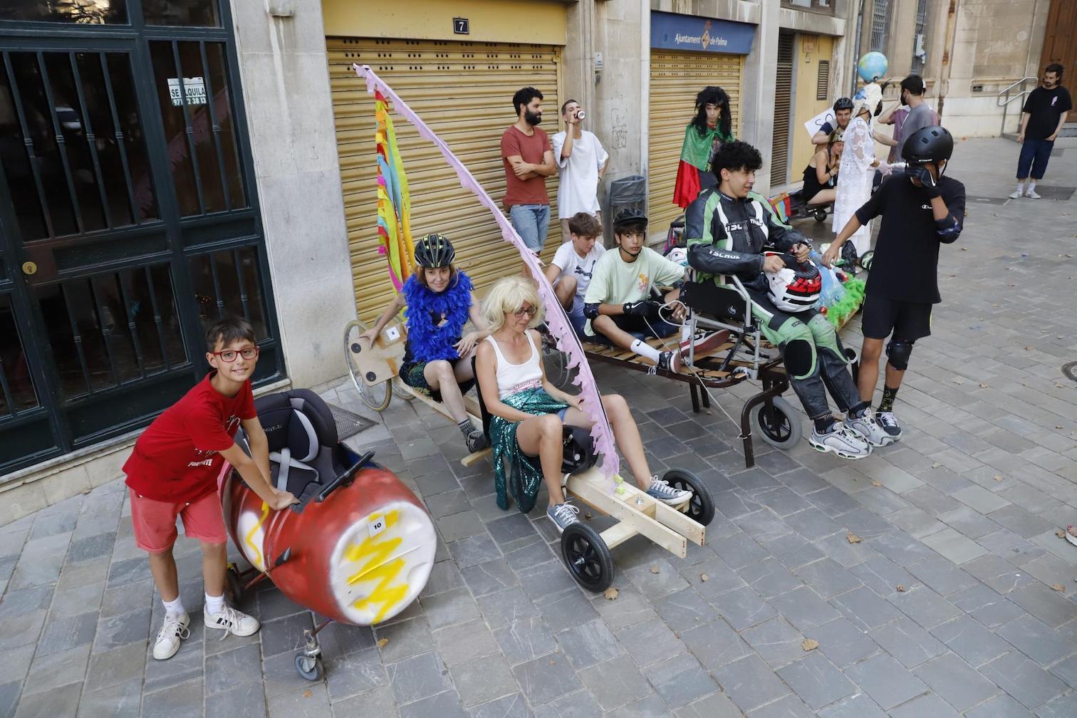 Carretons of Palma Descent competitors.