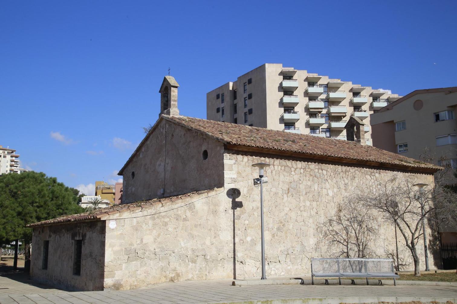 Oratory & lazareto of Sant Nicolau, Palma.