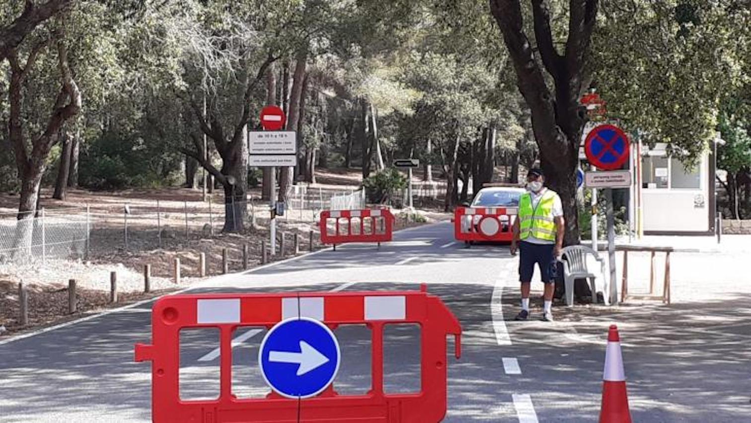 Cap de Formentor Lighthouse access restrictions, Mallorca.