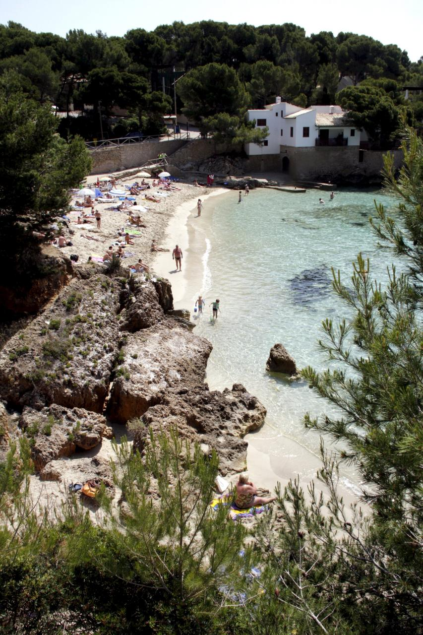 Cala Gat beach