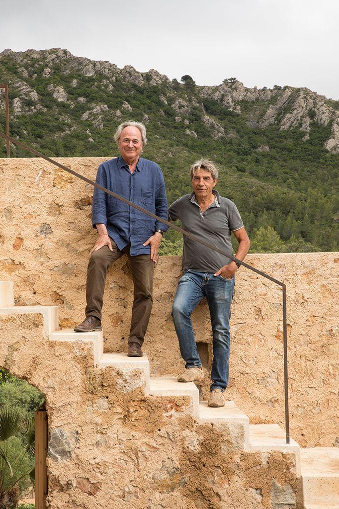 Los mallorquines Jaume Danús y Antoni Esteva recuperan la gran finca Es Racó d¿Artà