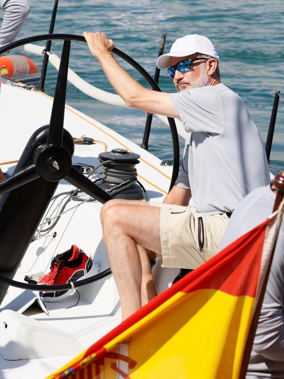 Copa del Rey Mapfre, en la bahía de Palma
