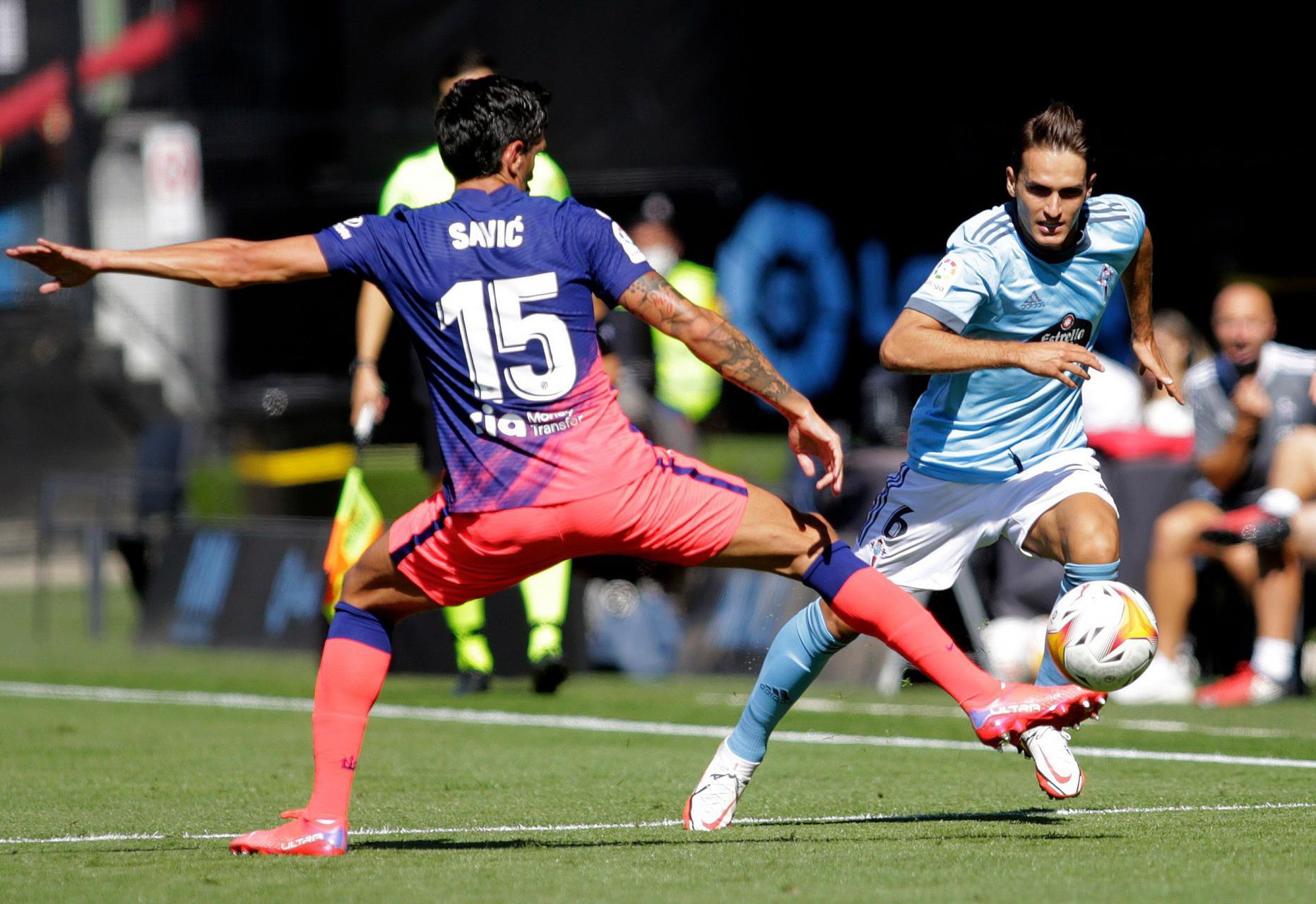 Celta Vigo v Atletico Madrid